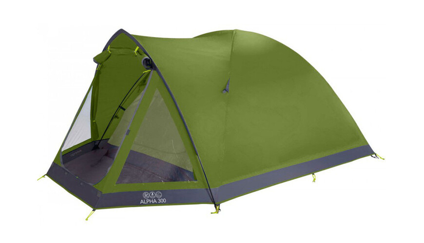 Vango Alpha 300 Tent herbal
